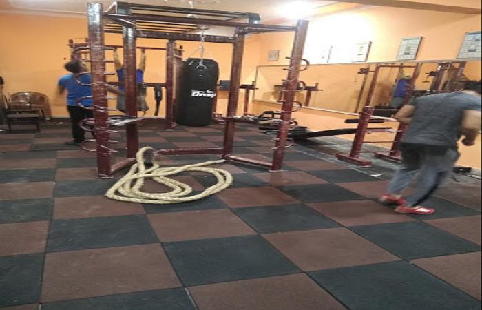 Hammer Hut Gym Dhakoli