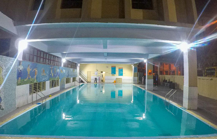 Fitso SEALs Swimming Academy Modern School Sector 11 Noida