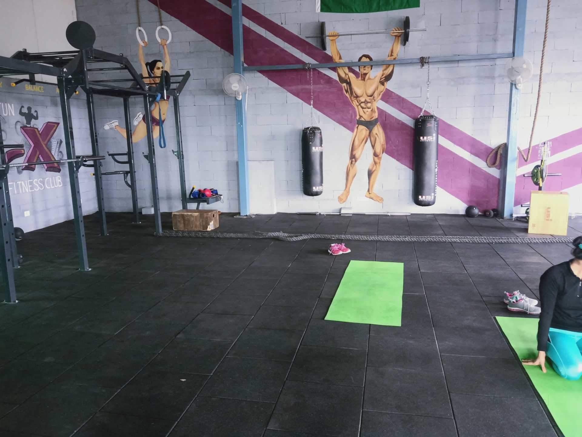 Planet X Health And Fitness Dher Ka Balaji