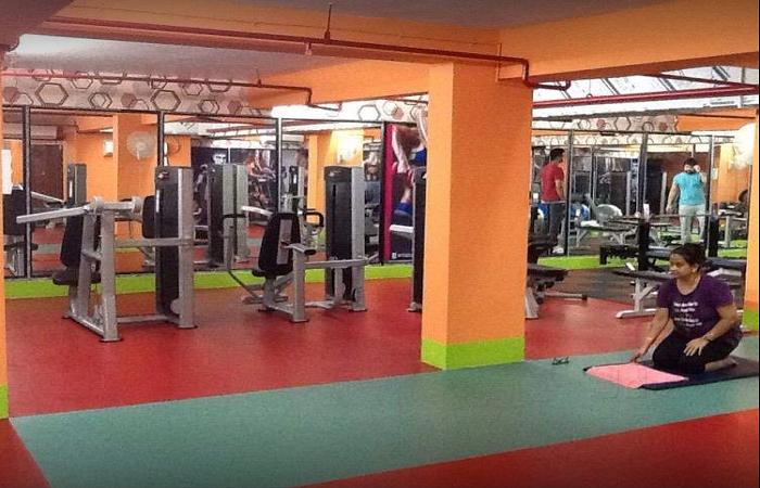 The Flex Fitness Kasba