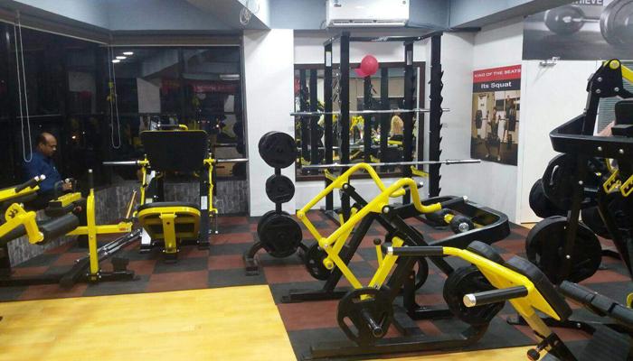 Spa Fitness Senapati Bapat Road