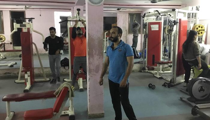 Health India Gym 318 Chirag Delhi