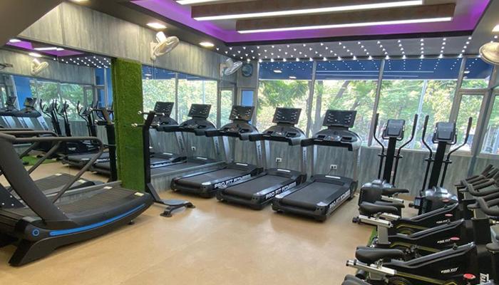 Octane Fitness Sector 32d