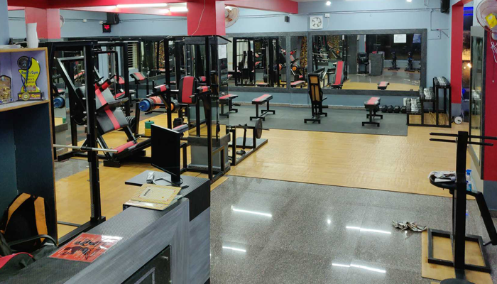 Fitgainer Gym And Fitness Centre Rt Nagar
