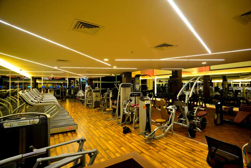 Gold's Gym Janakpuri