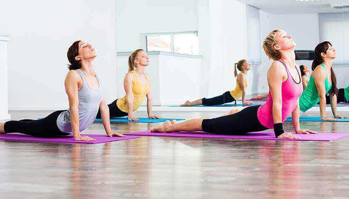 Js Yoga Studio Sindhi Colony