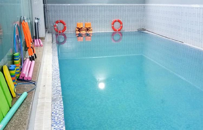 Fitso Seals Swimming Academy Oyo Townhouse Sector 14 Gurgaon