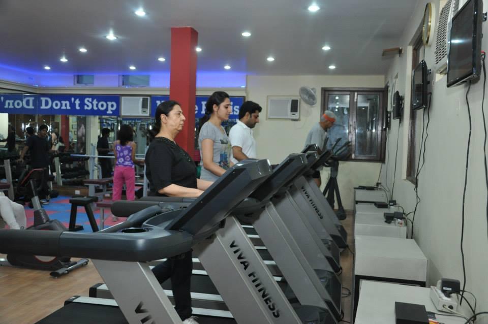 Pro Fit Health Club Lajpat Nagar
