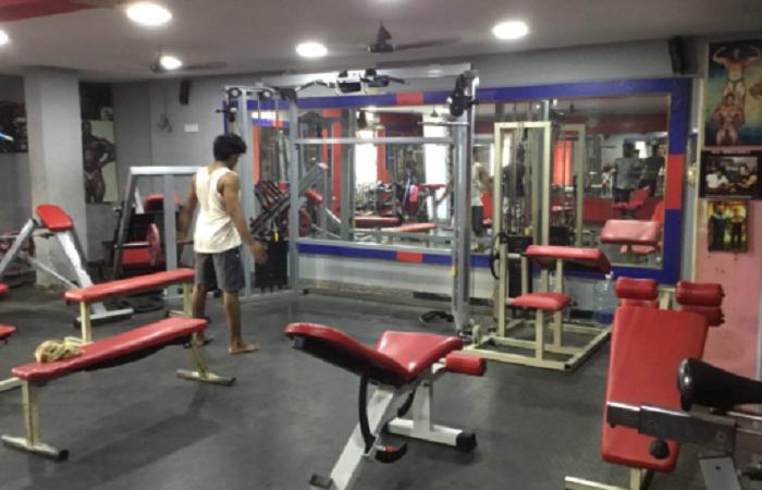 Worlds Gym Perambur