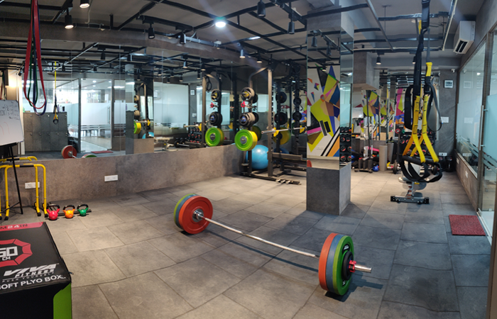 Fitwall Training Studio Sector 18 Noida