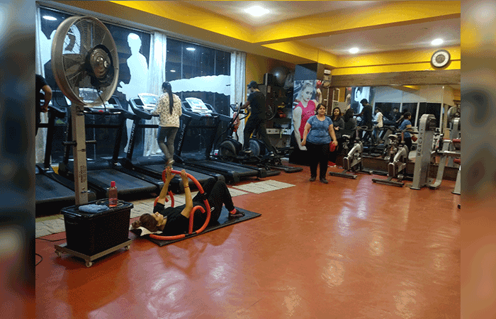 Phoebus Fitness Center Hsr Layout Sector 2