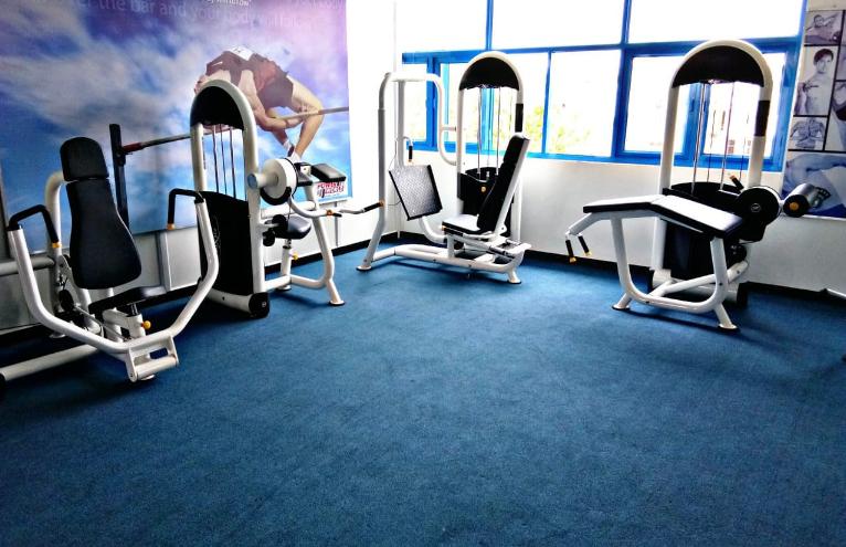 Power World Fitness Centre Sector 51 Noida