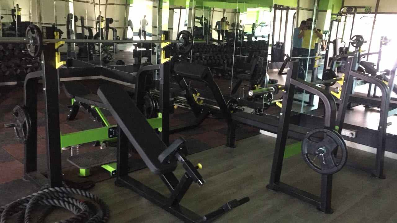 Fitness Brother's Gym Vastral