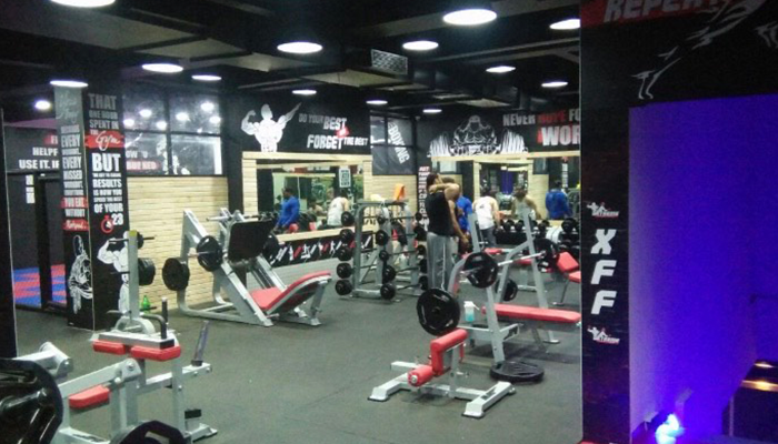 Xtreme Fitness Force Gym Grant Road East