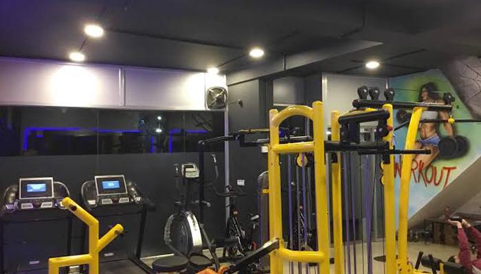 Gymaholic Wellness Studio Manimajra