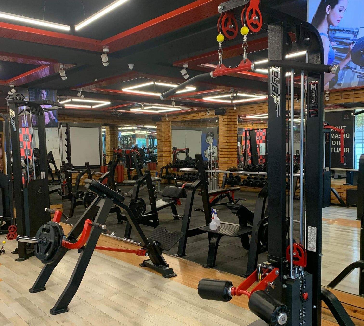Iron Game Fitness Koramangala