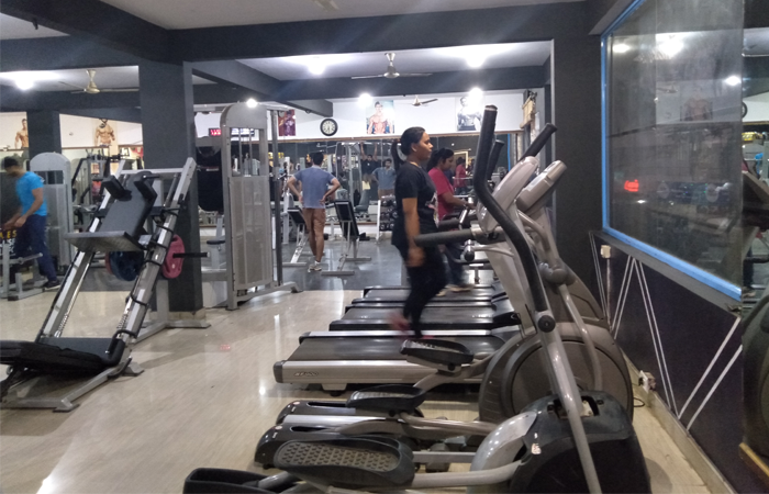 Fitness Edge Sports Club Vidyaranyapura