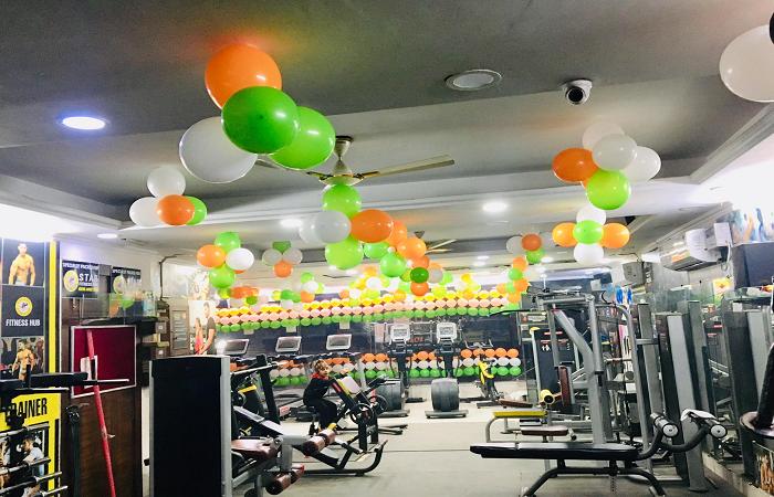 Fitness Hub Gym & Spa Tilak Nagar