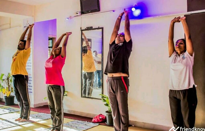 Nirvaana Yoga Studio Madhapur