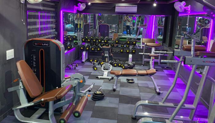 Strive Fitness Studio Safdarjung Enclave