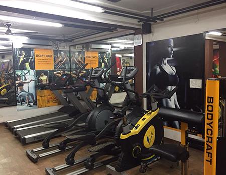 Dronacharya The Gym Geeta Colony