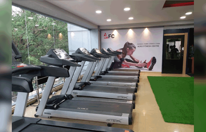 Aero Fitness Centre Koramangala