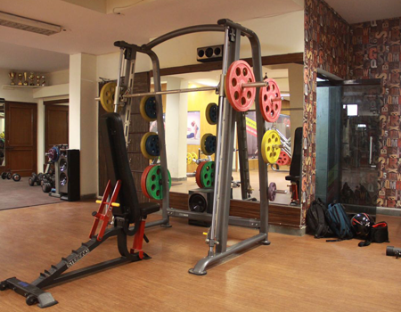 The Bodyline Gym Ashok Vihar Phase 3
