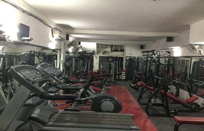 Talent Gym Total Rebuild Naraina
