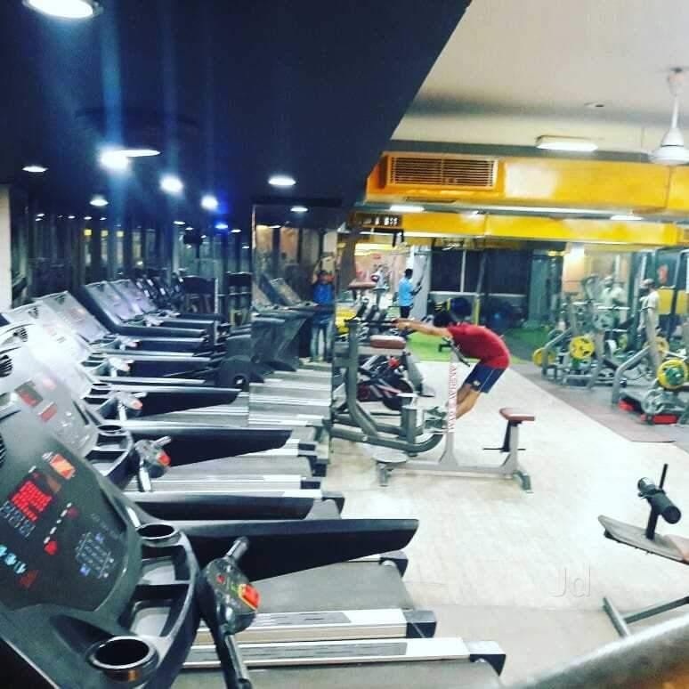 Akshay's Gym Shahibaug