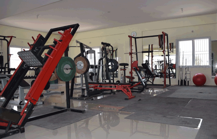Aims Fitness Club Mathikere