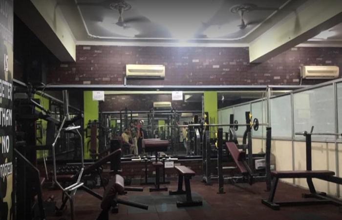 Urban Gym Sector 34a