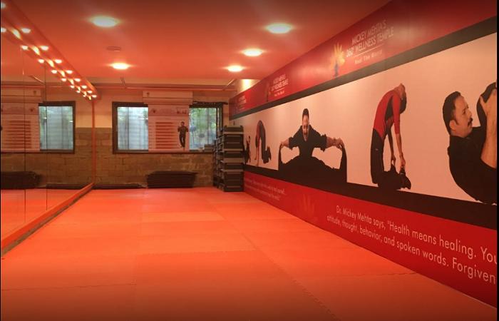 Mickey Mehta's 360' Wellness Temple Dadar East