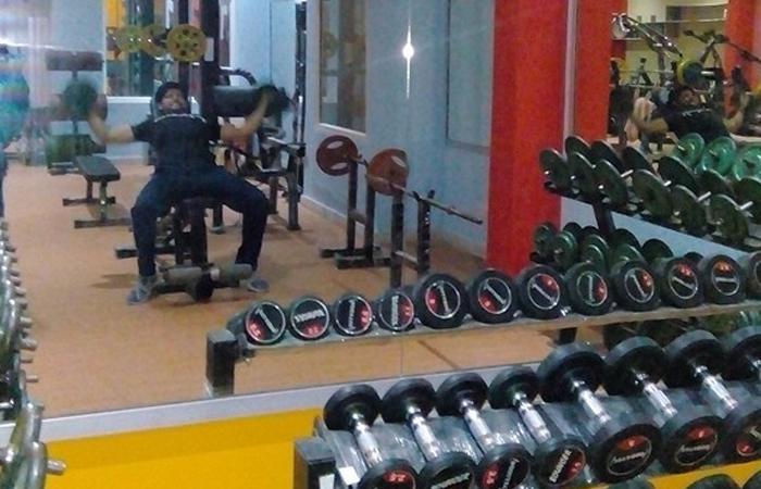 Iron Jawz Gym Mansarovar