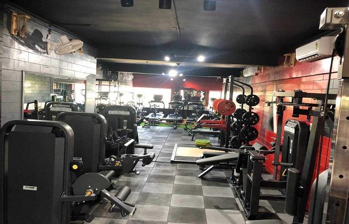Fit Kingdom Gym&spa Sector 4