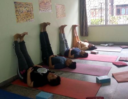 Power Yoga Studio Sector 51 Noida