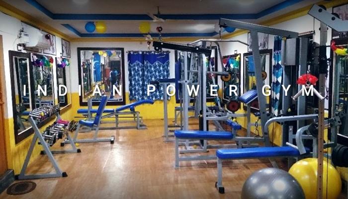 Indian Power Gym Arumbakkam