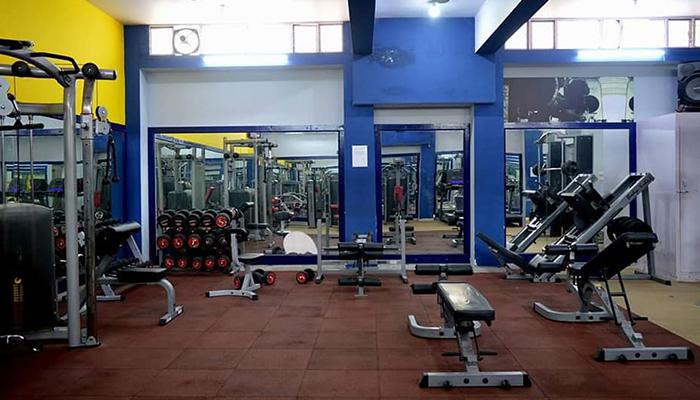 Motiv8 Gym And Rehabilitation Center Vaishali Nagar