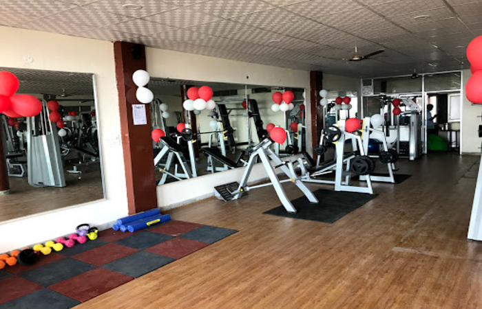 Hgh Fitness Sector 70