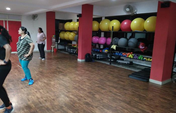 Fusion Beats Dance Fitness Studio Kaggadasapura