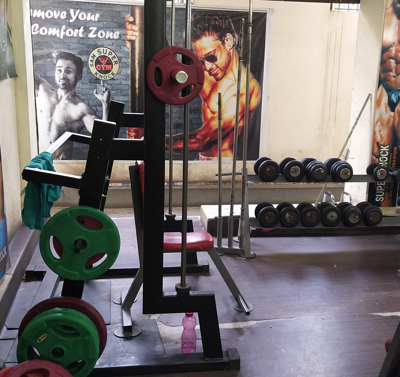 Sam Super Knock Gym Vidyadhar Nagar