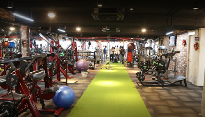 V 60 Fitness Center Attapur