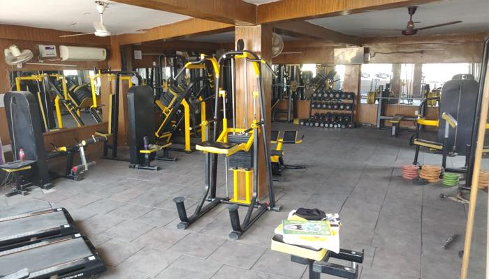 V Fitness Nihal Vihar