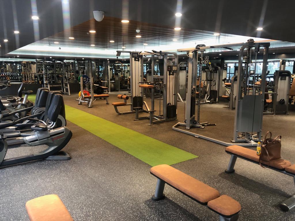 Alpha Premium Fitness Center Thane West