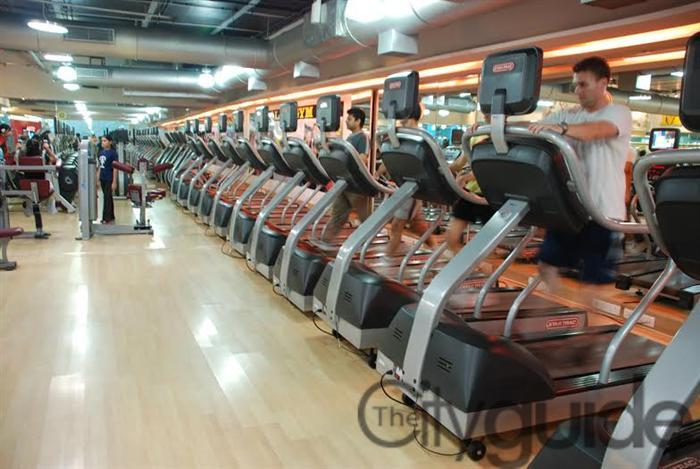 Gold's Gym Sector 14 Gurgaon