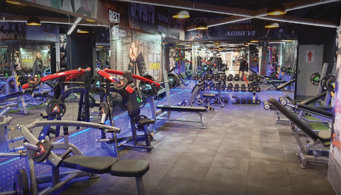 B Town Fitness Powered By Parsona Sector 110 Noida