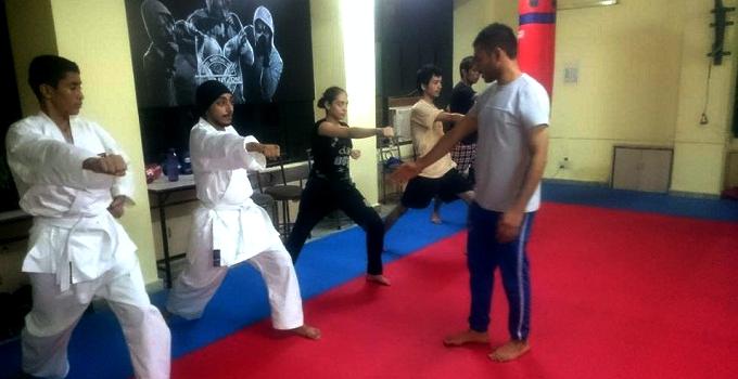 Delhi Martial Art Academy Tagore Garden