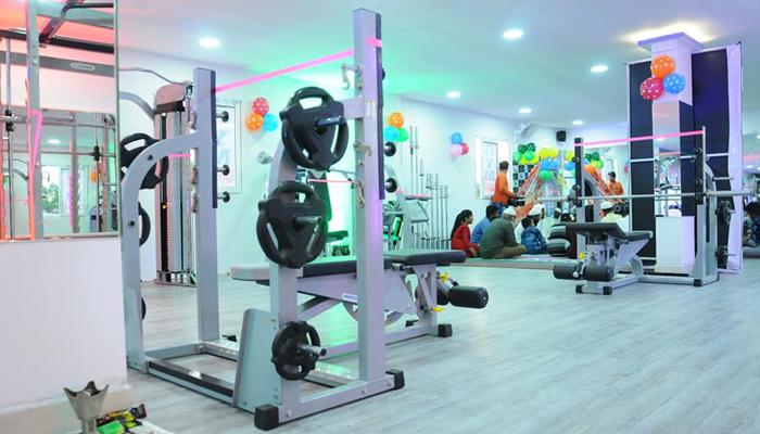 Rr Fitness Studio Abdullapurmet