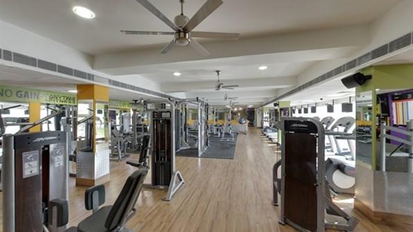 Anytime Fitness Shalimar Bagh