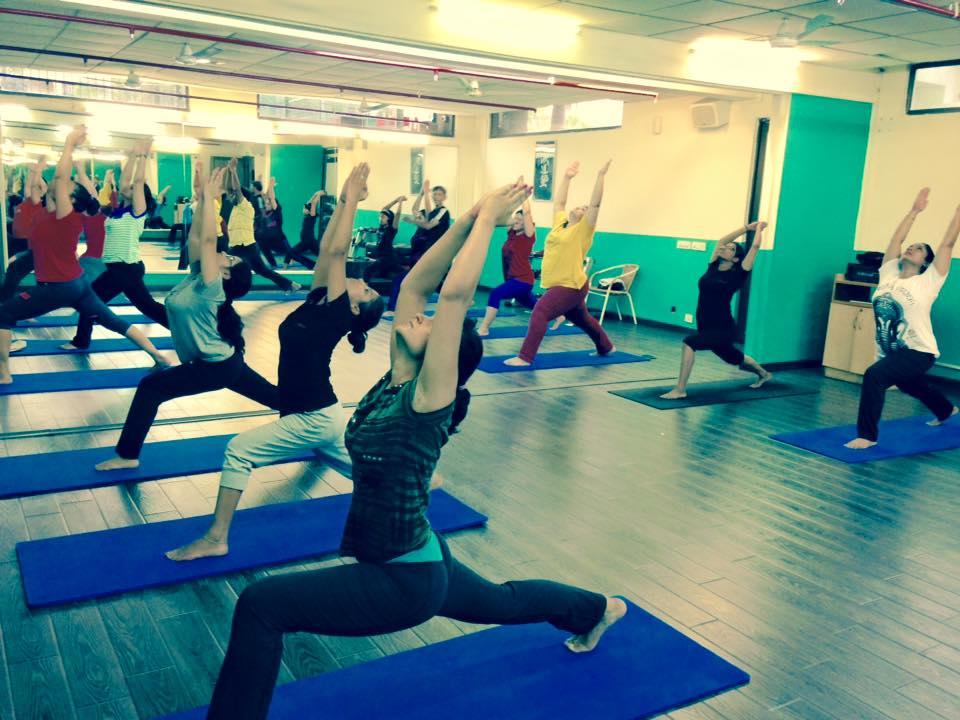 The Yoga Guru Vasundhara Enclave