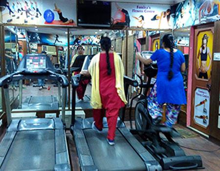 Femina's Fitness Centre Mayur Vihar Phase -3